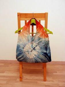 Tie-Dye DIY Tote Bag