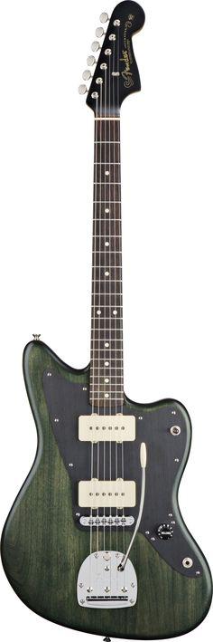 Thurston Moore signature Jazzmaster *want*