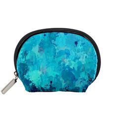 Splashes+Of+Color,+Aqua+Accessory+Pouches+(Small)++Accessory+Pouch+(Small)