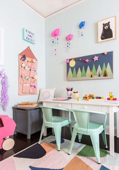 Hey all, Ginny here. A few weeks ago Emily introduced a bright and cheerfulplayroom(click through in case you missed the intro). We recently finished the project up and got it shot andtoday I'm bringing you the full reveal. Let's get into it. When we started the project last year the couple was quickly expecting their... Read More …