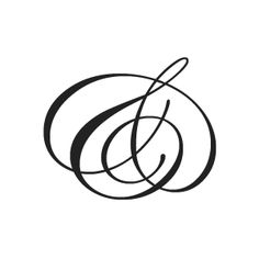 how to draw a fancy ampersand