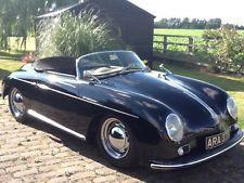 Porsche 356 Speedster by Vintage Speedsters USA
