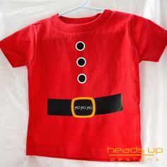 fc7b0b60f0a Santa Toddler Shirt - Christmas Santa Shirt Boy Girl - Santa Suit tshirt  Baby Onesie - Santa Claus t-shirt - Longsleeve - Youth Adult