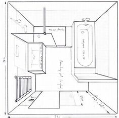 master bathroom floor plans realize that ours has the hallway on an outside wall but i. Black Bedroom Furniture Sets. Home Design Ideas