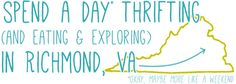Richmond, VA: things to do, places to eat, thrift stores | Young House Love