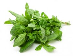 Basil is renowned for it's health protecting effects due to it containing flavenoids and volatile oils. The flavenoids help to protect cell structures from radiation and oxygen-based damage. The volatile oils have anti-bacterial and anti-inflammatory properties. Basil is a rich source of many essential nutrients, minerals, and vitamins that are essential for optimum health. Basil leaves are an excellent source of iron. Pesto Pasta Recipe: http://benaturallyou.com/pesto-pasta/