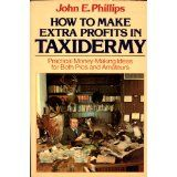 This book has 70 tips and tactics on how to make extra profits in taxidermy; you even can be the middleman or woman in the fish-mounting business. Fiberglass reproductions are the way you can catch and release a trophy bass and still have that mount in your home or office.