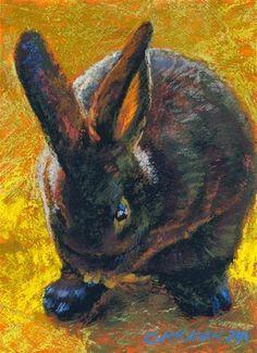 Tootsie - Original Fine Art for Sale - © by Rita Kirkman