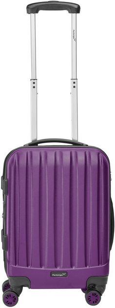 Packenger Hartschalentrolley mit 4 Rollen, »Velvet« ab 69,99€. Trolley »Velvet« mit integriertem TSA-Zahlenschloss bei OTTO