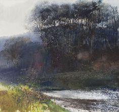 Kurt Jackson, Tree Gwedhen | Landscapes in art | Pinterest