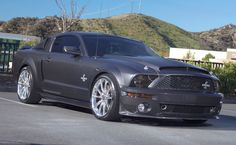 2007 Ford Mustang GT 500 Super Snake