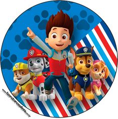 Paw Patrol Toys, Paw Patrol Party, Paw Patrol Birthday, Imprimibles Paw Patrol, Cumple Paw Patrol, Oh My Fiesta, Boy Room, Party Favors, Badge