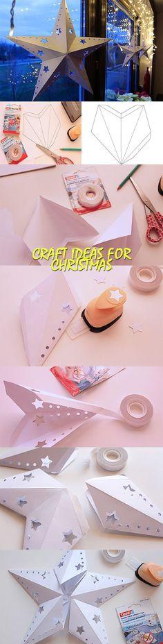 craft ideas for Christmas 14