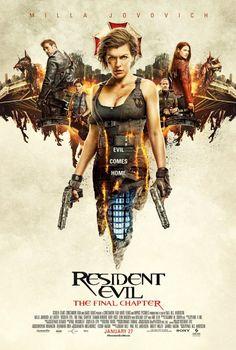 """Давненько не было повода напомнить вам про фантастический боевик """"Обитель зла: Последняя глава"""" (Resident Evil: The Final Chapter) Пола У. С. Андерсона, но тут внезапно в сети появились несколько телероликов, в которых, при большим желании и энтузиазме, можно рассмотреть новые кадры и сцены. И да, название одного из них прямо намекает, что это и впрямь последняя глава. Не как с """"Другим миром""""."""