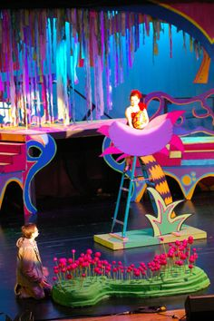 Suessical , set design and lighting design by , Brian M Ebbinghaus