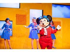 Minnie in Flight