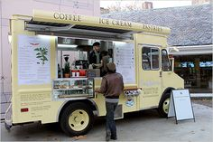 images coffee truck - Google Search
