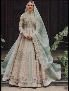 #Designer #Bridal #Dresses #Handmade 👉 CALL US : + 91 - 86991- 01094 or Whatsapp DESIGNER BRIDAL DRESS #bridaldress #weddingdress #bride #wedding #bridal #bridalgown #bridetobe #weddinggown #weddingday #dress #bridalmakeup #fashion #weddinginspiration #bridalwear #weddingphotography #bridalfashion #hautecouture #love #brides #weddings #bridalstyle #weddingdresses #weddingideas #weddingseason #bridallehenga #bridaldresses Nikkah Dress, Shadi Dresses, Indian Dresses, Bridal Lehenga Choli, Pakistani Wedding Dresses, Pakistani Suits, Saree, Amritsar, Bridal Dresses Online