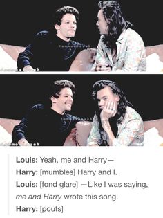 Harry is me. I am Harry. We are one. Pinterest | @givememynameplx