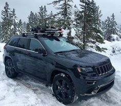 Playing in the snow. #Jeep #OffRoad #Adventure #Explore #Challenge.