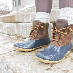Women's Saltwater Duck Boot - Boots | Sperry Top-Sider