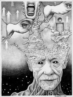 A confusão é a organização do inconsciente. =S