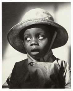 "Billie ""Buckwheat"" Thomas (The Little Rascals)"