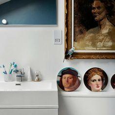 bathrooms should always have art