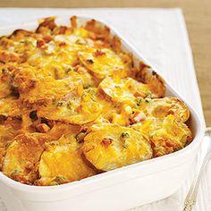 sour cream scalloped potatoes (1 hour)
