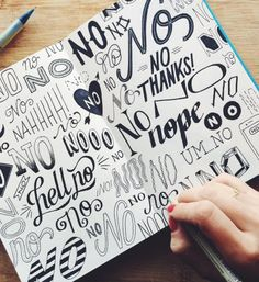 Add a special touch to that DIY gift or homemade card with calligraphy. These tutorials, lessons and tips will help you master calligraphy and step up your handwriting game.