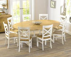 awesome cream dining table chairs picture