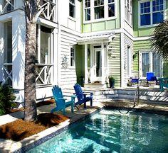 Beach House SeaCrest Beach | House rental |1732 W. County Hwy. 30-A | http://www.beachguide.com/Highway30A/BeachRentalsatSeacrestBeachNorth    SeaCrest, Florida |