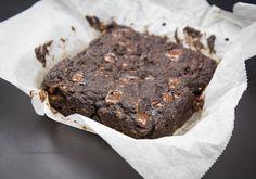 Hovkonditorn: Zucchini Chocolate Brownies