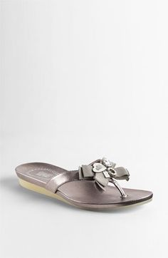 Love these Coach sandals!