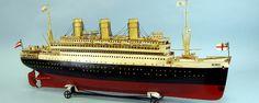 Marklin bremen ocean liner
