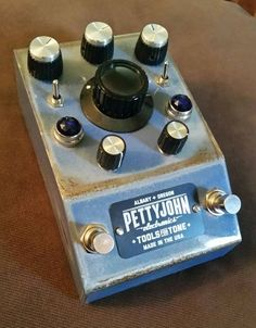 Pettyjohn Electronics Pre-Drive PCB