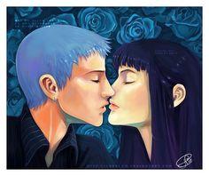 paradise kiss fanart... loved the anime 6 years ago...