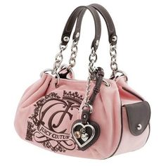Juicy couture has a wide range of handbags to suit every sweet girls, from the Chloe inspired padlock bags to the fresh and funky stroller bag. Description from fashionghost2010.blogspot.com. I searched for this on bing.com/images