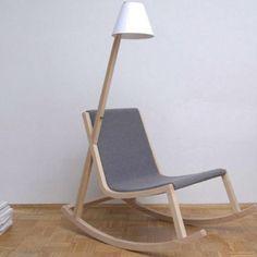 rocking chairs | Fauteuil à bascule : 20 rocking chairs qui font balancer notre coeur