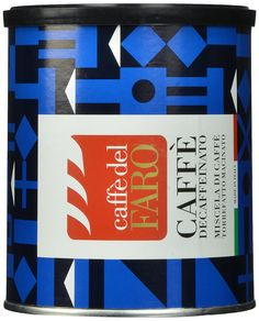 Caffe' del Faro Ground Coffee * For more information, visit image link.