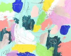 Natsu Ogata / acrylic on paper (cardboard). 2430cm / no.140 #abstract #abstractart #abstractartwork #abstractpainting #painting #gouache #gouachepainting #instart #instaart #instaarte #抽象 #抽象画 #アート #natsuogata #artshelp #arts_help #arts_spotlight #creative_instaart #abstractartist #acrylic #artcollective #artcollectif