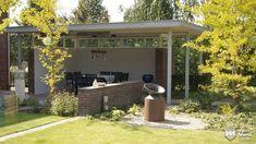overkapping moderne tuin - Google zoeken