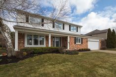 Move-in Ready Home in Great Location! 46670 Strathmore Road, Plymouth Twp MI 48170  Immaculate Plymouth colonial, in the popular Westbriar Village, is move-in ready at 46670 Strathmore Road.