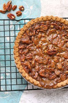 That's So Vegan: Vegan Pecan Pie