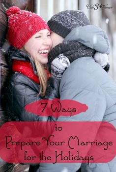 Why do the holidays put such a strain on your marriage? What can you do to enjoy a more peaceful, joy-filled Christmas this year? Here are 7 very real and loving ways you can prepare your marriage for the coming holidays! 7 Ways To Lovingly Prepare Your Marriage for the Holidays - Club31Women