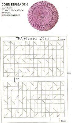 distinto grafico con su cojines - Ximena quiñones - Álbumes web de Picasa