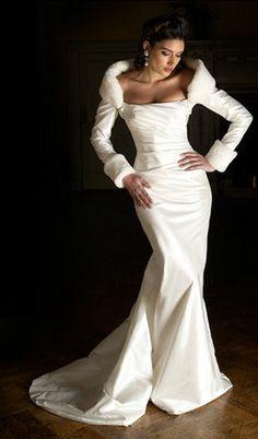 Elegant, but less sexy. It's still a Godly ceremony.