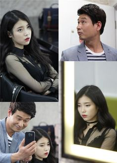 "IU Is Looking Chic in New Preview Stills of ""Producer"""