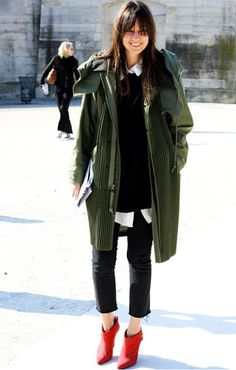 need an olive jacket now.