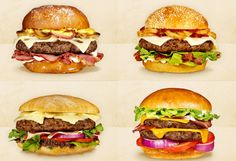 The 40 Tastiest Cheese Burger Combinations in Existence. One word: delicious.